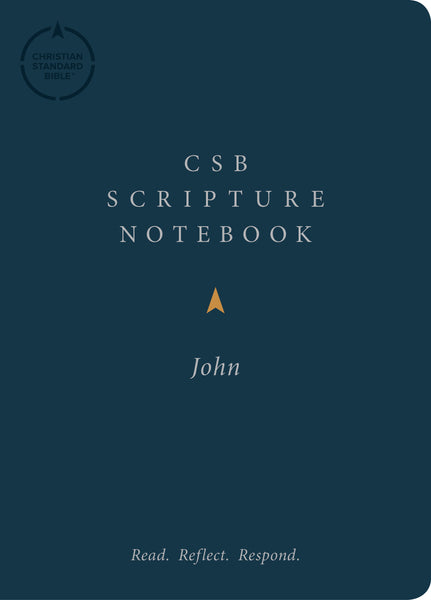 Image of CSB Scripture Notebook, John other
