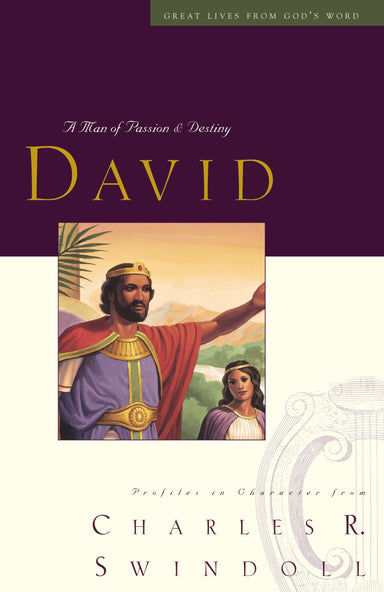 Image of David : A Man of Passion & Destiny other