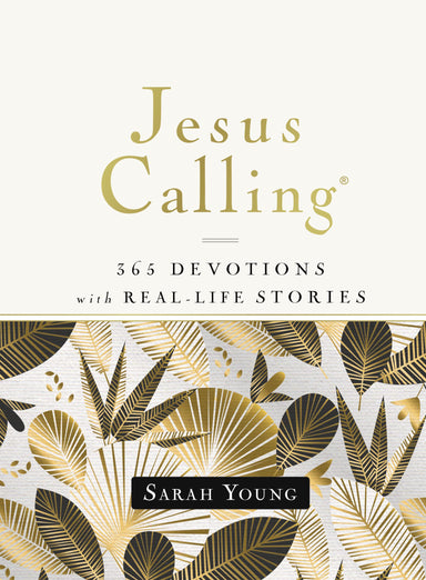 Image of Jesus Calling, 365 Devotions with Real-Life Stories other