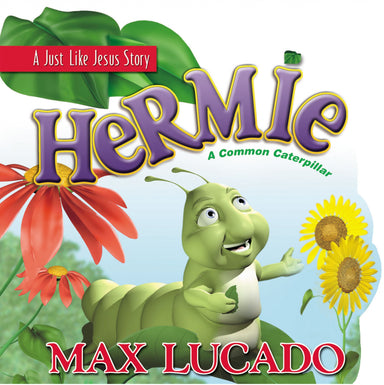 Image of Hermie: A Common Caterpillar Board Book other
