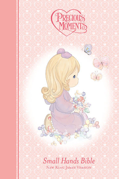 Image of NKJV Precious Moments Bible, Pink other