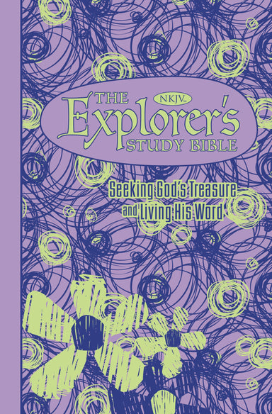 Image of NKJV The Explorers Study Bible other