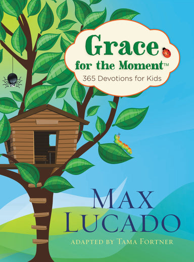Image of Grace for the Moment: 365 Devotions for Kids other