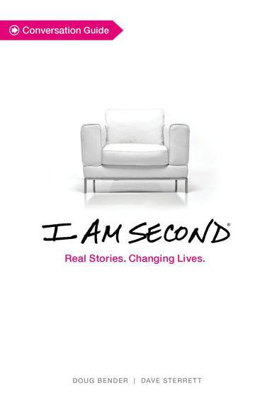 Image of I Am Second Conversation Guide other