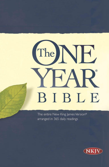 Image of NKJV One Year Bible Paperback other