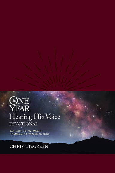 Image of One Year Hearing His Voice Devotional other