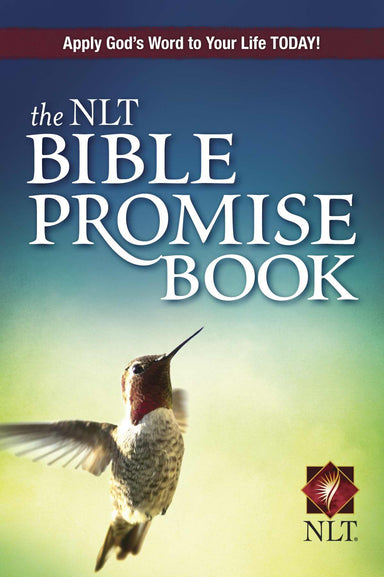 Image of The NLT Bible Promise Book other