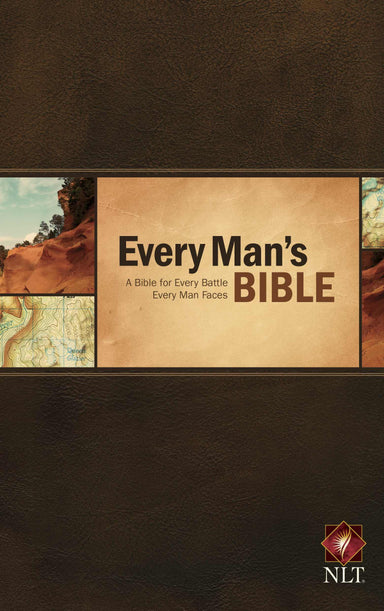 Image of NLT Every Man's Bible: Hardback other