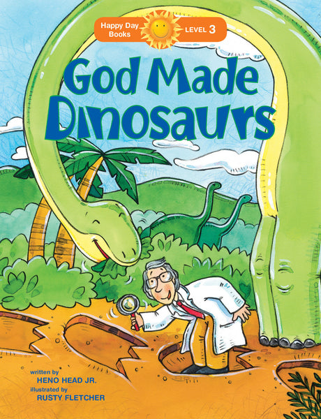 Image of God Made Dinosaurs other