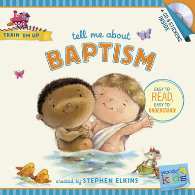 Image of Tell Me about Baptism other