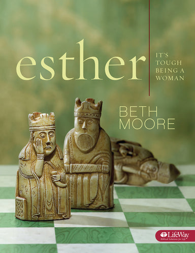 Image of Esther Its Tough Being a Woman Member Book other
