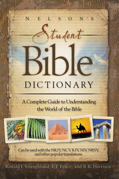 Image of Nelson's Student Bible Dictionary other