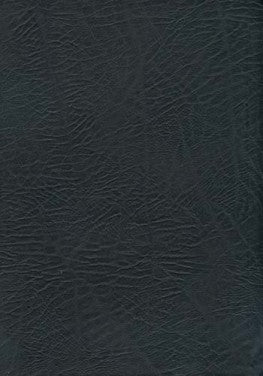 Image of NASB MacArthur Study Bible: Black, Bonded Leather, Large Print, Thumb-Indexed other