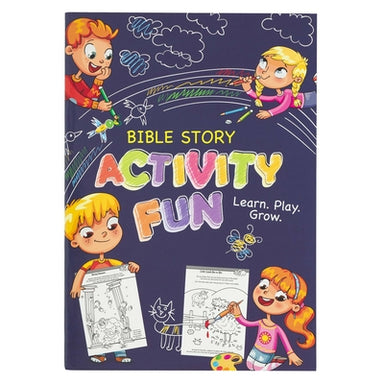 Image of Bible Story Activity Fun - Learn Play Grow other