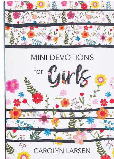 Image of Mini Devotions for Girls other
