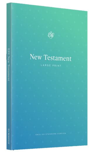 Image of ESV Outreach New Testament, Large Print other
