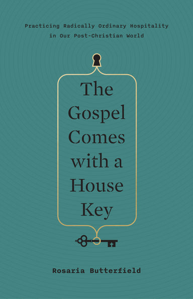 Image of The Gospel Comes with a House Key other