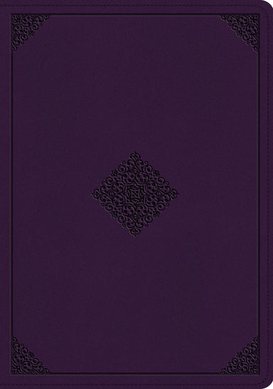 Image of ESV Study Bible (TruTone, Lavender, Ornament Design) other