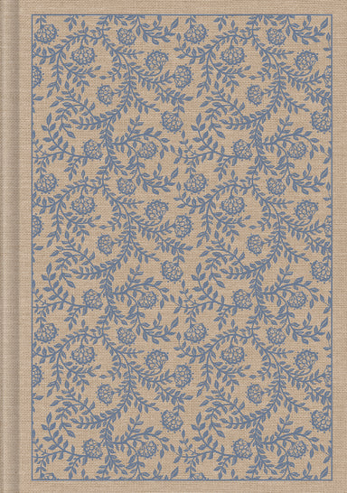 Image of ESV Single Column Journaling Bible, Large Print (Cloth over Board, Flowers) other