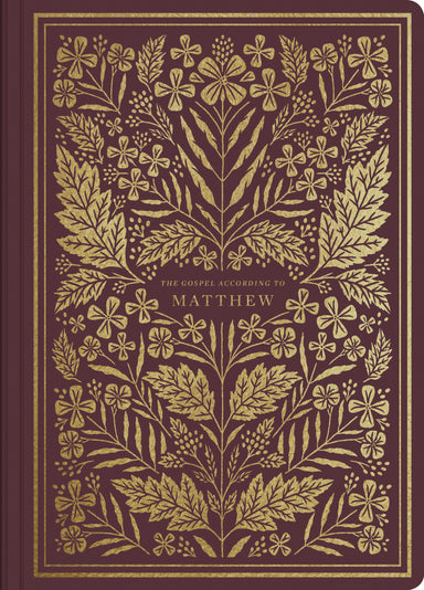 Image of ESV Illuminated Scripture Journal: Matthew other
