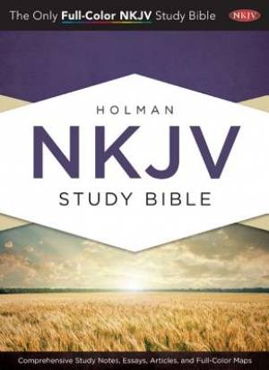 Image of NKJV Study Bible: Hardcover other