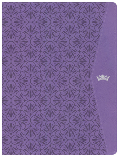 Image of CSB Tony Evans Study Bible, Purple LeatherTouch other