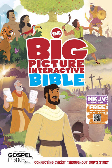 Image of The NKJV Big Picture Interactive Bible other