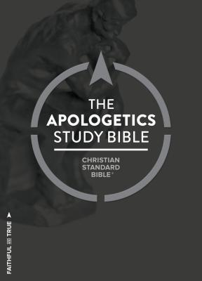 Image of CSB Apologetics Study Bible, Hardcover, Indexed other