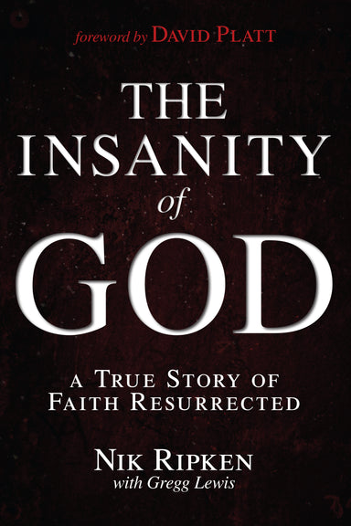 Image of The Insanity Of God  other