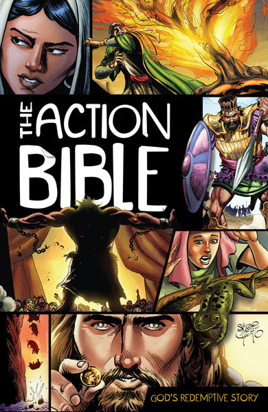 Image of Action Bible other
