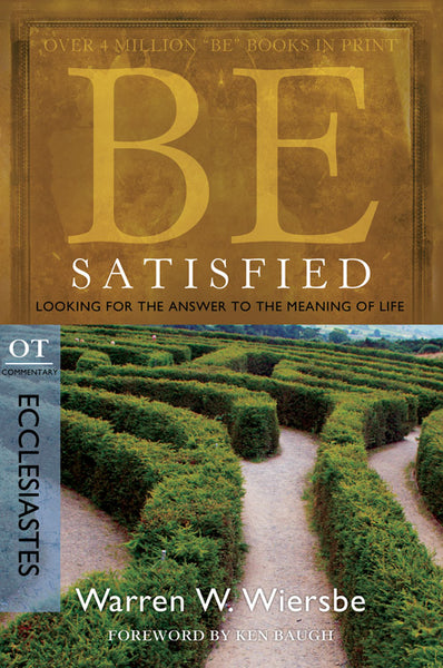 Image of Be Satisfied other