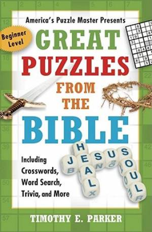 Image of Great Puzzles From The Bible other