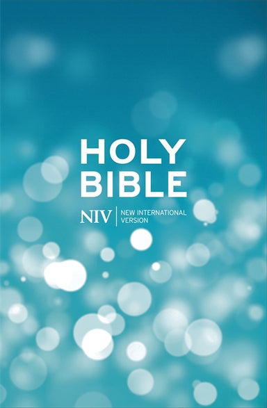 Image of NIV Popular Bible, Pack of 20, Blue, Hardback other