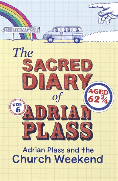 Image of The Sacred Diary of Adrian Plass other