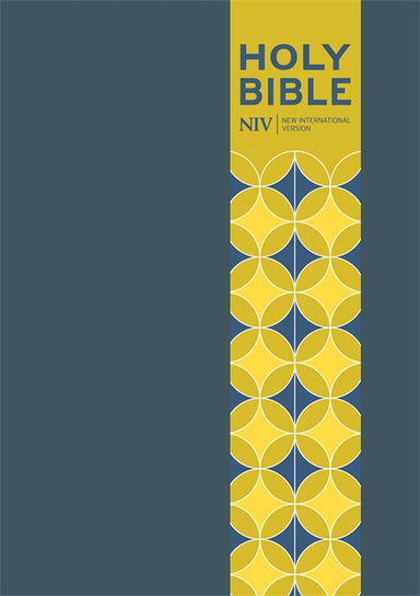 Image of NIV Pocket Bible,  Blue, Imitation Leather, Magnetic Clasp Closure, Ribbon Marker, Timeline, Reading Plan, Presentation Page, Hand-Drawn Endpapers other