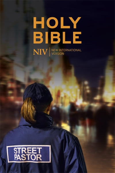 Image of The NIV Street Pastors Bible other