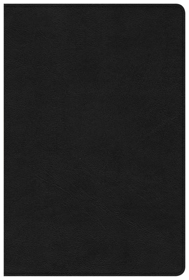 Image of CSB Disciple's Study Bible, Black LeatherTouch other