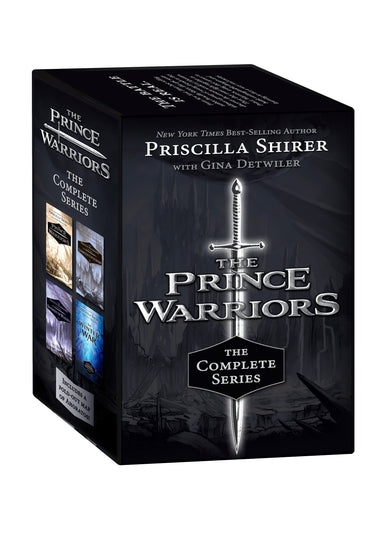 Image of The Prince Warriors Deluxe Box Set other