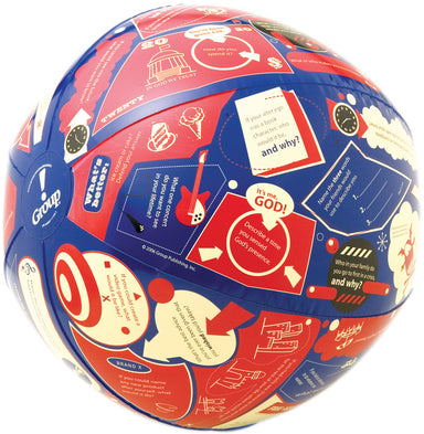 Image of Throw And Tell Ice-breakers Ball other