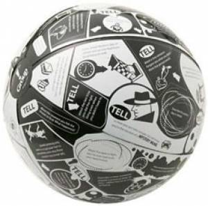 Image of Throw And Tell Storytellers Ball other