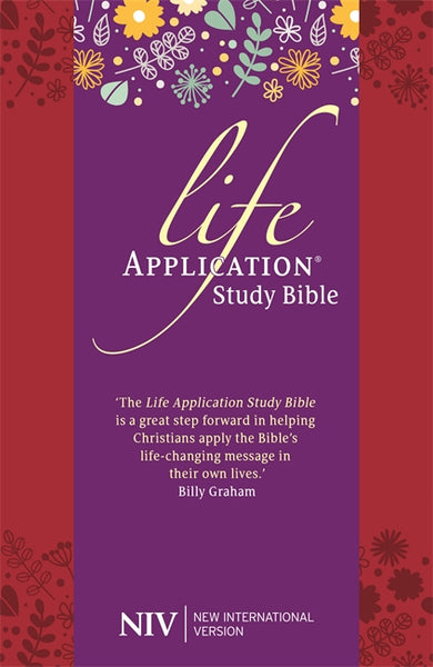 Image of NIV Life Application Study Bible (Anglicised) other