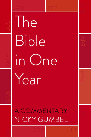 Image of The Bible In One Year: A Commentary other