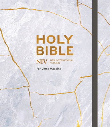 Image of NIV Bible for Verse-Mapping other