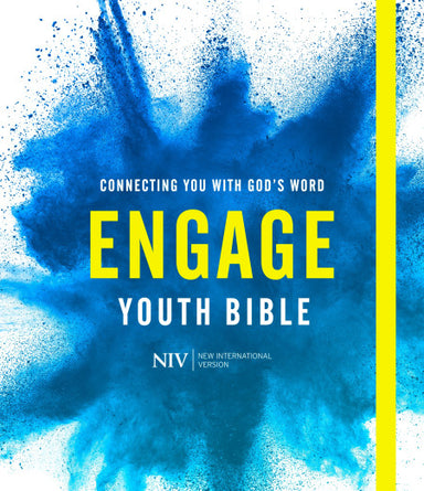 Image of NIV Engage Youth Bible other