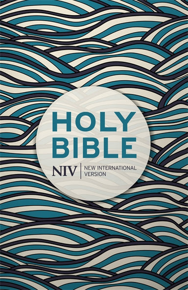 Image of NIV Economy Bible, Blue, Paperback, Anglicised, Reading Plan, Index of Key Bible Passages, Easy-To-Read Layout other