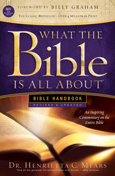Image of What the Bible Is All About other