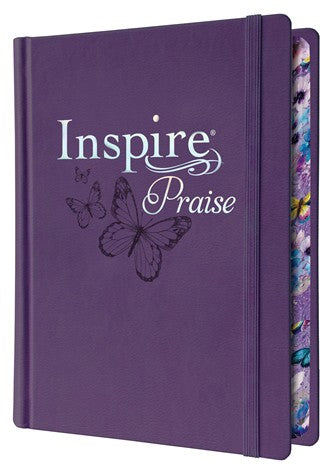 Image of NLT Inspire Praise Bible other