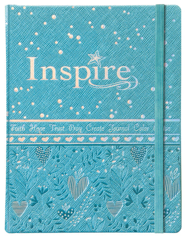 Image of NLT Inspire Bible For Girls other