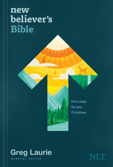 Image of New Believer's Bible NLT other