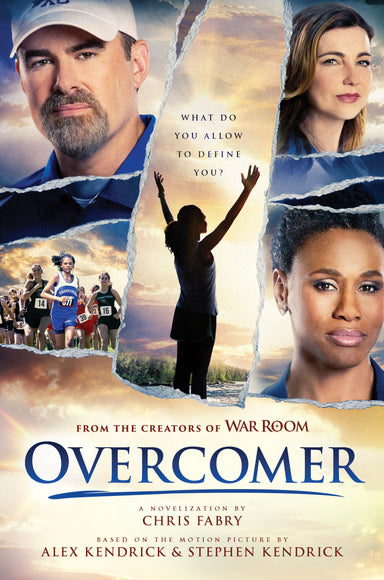 Image of Overcomer - Tie-in-book other